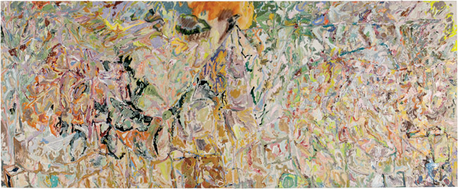 Larry Poons: 20000_Miles_To_Gram_Parsons