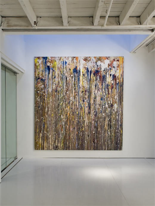 Larry Poons at Loretta Howard Gallery