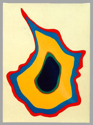 Philip Taaffe, Isola, 2002
